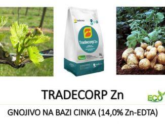 Tradecorp Zn - gnojivo na bazi cinka