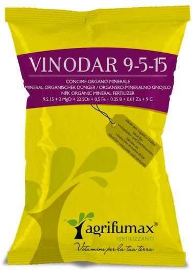Organsko mineralno gnojivo Vinodar 9:5:15