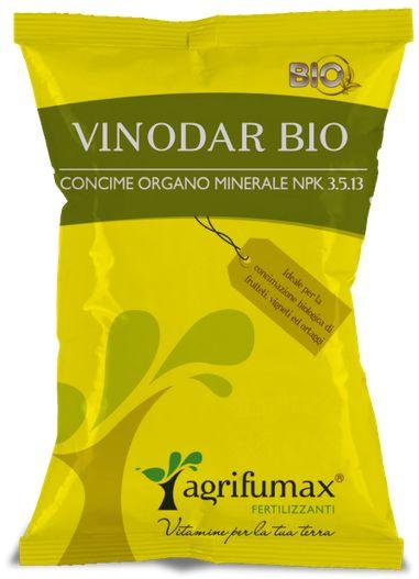 Vinodar BIO NPK 3:5:13 organsko mineralno gnojivo